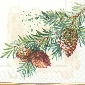 Bilde av Servietter Decorative Branches (flere størrelser)