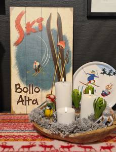 Bilde av Treskilt Ski Bollo Alta